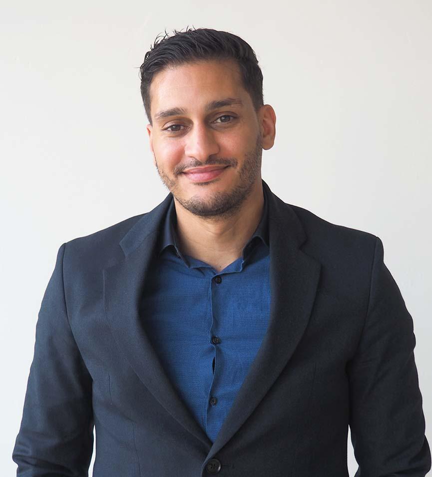 Introductie headhunter JOIN Recruitment Faouzi